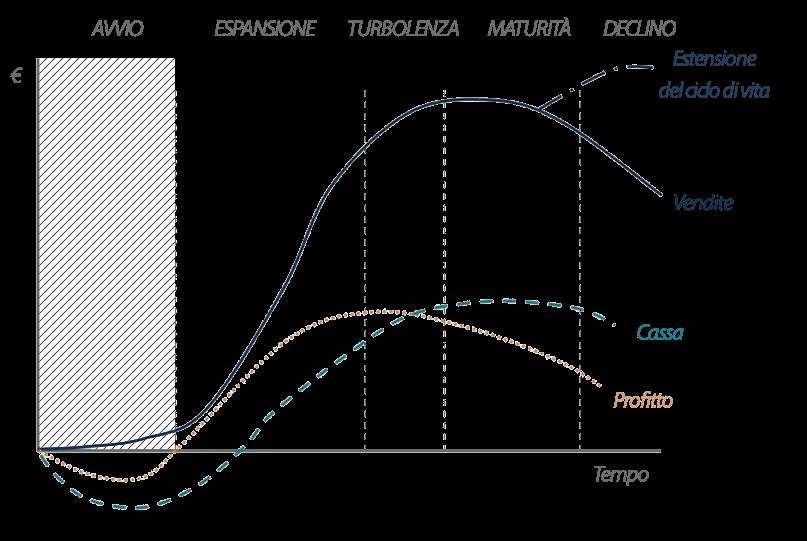 Ciclo di vita aziendale: fase di avvio