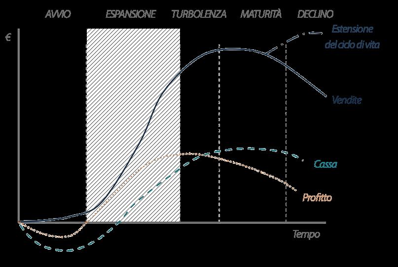 Ciclo di vita aziendale: fase di espansione